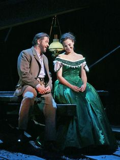 On stage at last, 'Cold Mountain' is talk of town, beyond