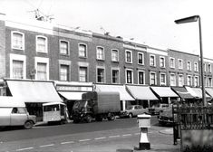 North Kensington – Page 2 – The Library Time Machine Notting Hill, Old London, Slums, London Photos, Environmental Art, Pavement, Britain, Street View, In This Moment