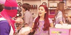 Cat Valentine ♥ discovered by Victorious Nickelodeon, Icarly And Victorious, The Thundermans, Gyaru Fashion, Sam And Cat, Ariana Grande Photos, Cat Valentine, Light Of My Life, Celebs