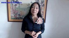 Chrysanthemum webinar from master Nurzhamal Sapargalieva