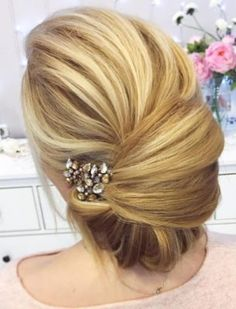 Tonya Pushkareva Wedding Hairstyle Inspiration