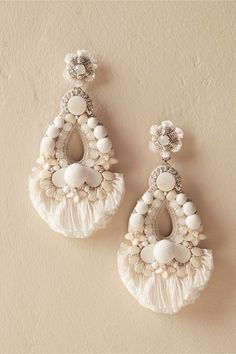 Earrings statement e
