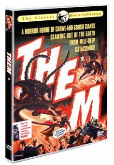 Them (1954) New Sealed DVD Gordon Douglas  | eBay