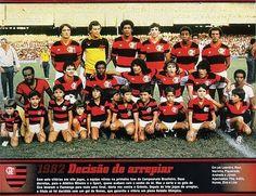 Bicampeão Brasileiro. 1982