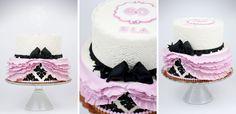 Sweet Ruffels cake