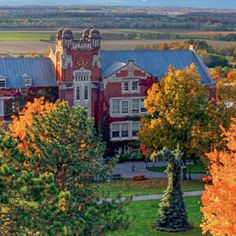 Geneseo in the fall... just doesn't get any better