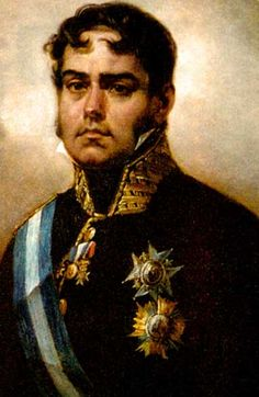 Pablo Morillo - El pacificador, was a Spanish general who was sent to battle the revolutionaries in south America, who restored Spanish control to New Granada. Nemesis of Simon bolivar. Morillo was unable to completely restore Spanish control in the Americas, and sighed a armistice with Bolivar and then returned to Spain.