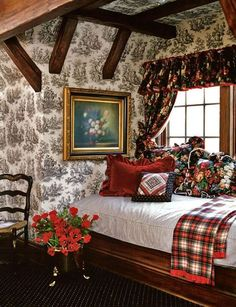 English Country Bedroom Interesting Pretty Green English Cottage Bedroom Love That The Dresser Is Design Ideas
