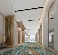 济南绿地中央广场酒店 - 案例 - 众奕酒店设计顾问公司