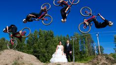 An oldie but a goodie. I love my adventurous couples and how we work together through their day to have some fun and get weird but sweet photos. on the pedals. Lifestyle Photography, Wedding Photography, Bike Wedding, Working Together, Wedding Photos, Adventure, Bride, Couples, Instagram Posts