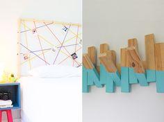 Como não pensei nisso antes? 10 DIY incríveis para decorar a casa! - Casinha Arrumada