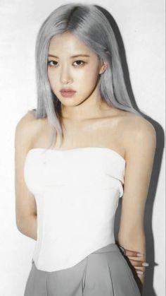 Foto Rose, Rose Icon, Black Pink Kpop, Blackpink Photos, Blackpink Fashion, Jennie Blackpink, Blackpink Jisoo, Kpop Girls, Korean Girl