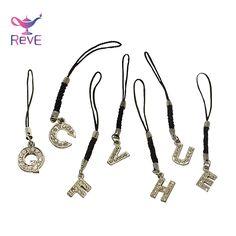 Hermosos diges de letras con incrustaciondes de crystal. Adquiere la tuya en:  www.reve.mx https://www.facebook.com/revemex/