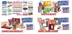Clearance Warehouse Brand Name Warehouse Sale Save 30-90% off brand name products! Location 10 Bramhurst Avenue, Unit 3-4, Brampton, Ontario  Open May 26th - June 5th, 2016 Monday - Friday: 10:00am - 8:00pm Saturday: 10:00am - 6:00pm Sunday: 11:00am - 5:00pm  #healthandbeauty #skincare #personalcare #books #frames #candy #chocolate #housewares #kitchenware #kitchenappliances #brandnames #clearance #warehousesale #sunbeam #hamiltonbeach #oneida #corningware #revlon #loreal #nivea #corelle