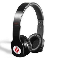 Black - ZORO Professional Steel Reinforced SCCB Sound Technology Headphones