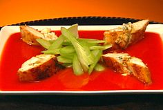 Spicy Buffalo Style Stuffed Chicken Breasts Recipe : Food Network - FoodNetwork.com