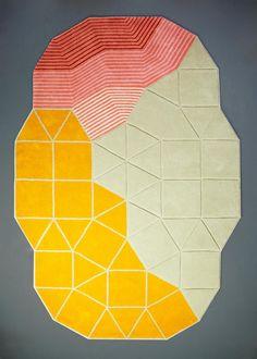 Isla Carpet by Joa Herrenknecht