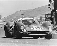 1967 Targa Florio 412P   Scuderia Filipinetti, Jean Guichet - Herbert Muller