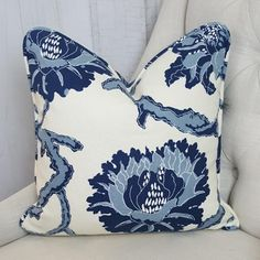 Items similar to Designer Pillow Covers Throw Pillow Covers Pillow Cover 22 Inch Pillow Cover Pillow Cover Designer Decorative Pillows on Etsy Navy Blue Pillows, Blue Throw Pillows, Navy Bedding, Blue Pillow Covers, Pillow Cover Design, Euro Pillows, Diy Pillows, Custom Pillows, Designer Pillow