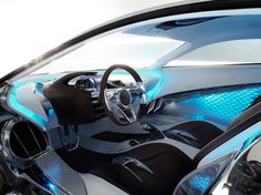 jaguar c-x75 concept interior - so sexy