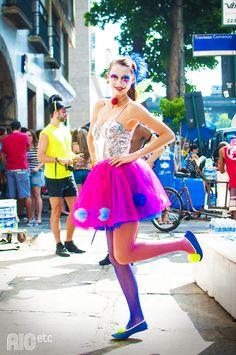 Nossas inspirações de fantasia pro carnaval carioca: pierrot.