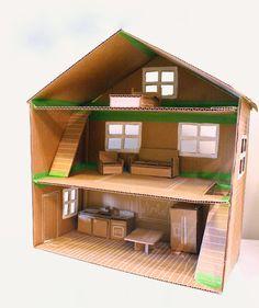 Poppenhuis - Doll House