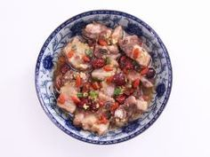 Steamed Pork Ribs with Red Dates