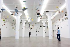 Tom Friedman Up in the Air, 2009 Mixed media Variable dimensions Installation at Magasin 3 Konsthall, Stockholm