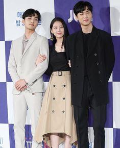 Flower crew joseon marriage agency Gong Seung Yeon, Flower Crew, Korean Drama Stars, Kim Min, Korean Artist, Super Star, Crow, Dramas, Marriage