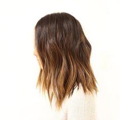 Color : @kccarhart  Cut/Style : @salsalhair  #ramireztran #ramireztransalon #longbob #pretty #hair #color #asianhair #brunette #blonde #easter