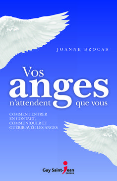 Vos anges n'attendent que vous - Joanne Brocas