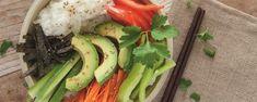 Sushi Bowl • Vegan Taste Week