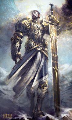 ArtStation - Ascension, Othon Nikolaidis