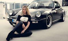 Black 911 Carrera 3.2