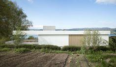 Buchner Bründler Architekten - House renovation, Meilen 2014. Via, photos © Ruedi Walti.