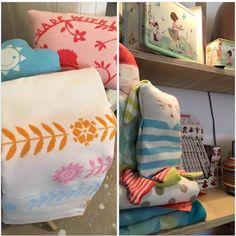 #Goods4Home Op zoek naar een leuk kraamcadeautje? We hebben weer heel veel dekentjes, omslagdoeken etc binnen. Lekker zacht en zo leuk zien ze eruit. Wij konden het ook niet weerstaan dus genoeg te kiezen☺️ #haverstraatpassage #enschede