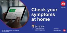 Reliance Jio's Security Breach Puts Symptom Checker Tool User's Data Online Online Dating, Tech News, Helping People, How To Find Out, Technology, Google Search, Tech, Tecnologia