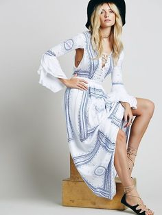 9d79515e2c The Jetset Diaries Santorini Dress at Free People Clothing Boutique