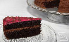 Céklas Csokoládétorta – Wescher.hu