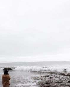 """""""I sometimes think my vision of the sea is the clearest thing I own."""" // Sylvia Plath"""
