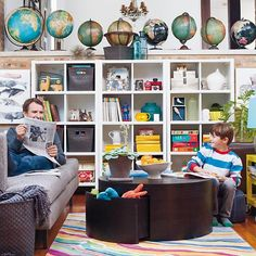 You Say Coffee, I Say Play Table  | The Land of Nod