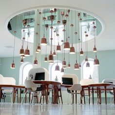 INTERIOR DESIGN BLOG, TOP INTERIOR DESIGN BLOG, INTERIOR DESIGN INSPIRATION, JENIFER JANNIERE, SPECD BLOG, FURNITURE, hayon studio, jaime hayon, lighting designn, best interior designs, interior design inspiration, large pendants, restaurant design
