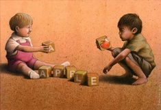 Polish artist Pawel Kuczynski has worked in satirical illustration since 2004, specializing in thought-provoking images that make his audience question their everyday lives. His subjects deal with everything from social media to politics to poverty, and all have a very distinct message if you look closely enough… Confessions Even if you don't agree with the …