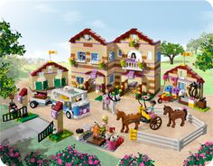 Summer Riding Camp I love horses so I love this lego set September 2016 Lego Girls, Toys For Girls, Lego Friends Sets, Lego Craft, Cool Lego Creations, Barbie Princess, Best Kids Toys, Kids Board, Lego House