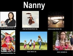 "Yes folks THIS IS TRUE being a personal nanny I can't believe how many ppl think I have it easy & ""do nothing"" if you ONLY knew! Haha"