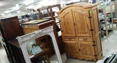 Масивен шкаф - 850лв.