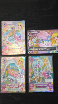 "Trading card of Japanesel Idol Animation ""AIKATSU"" Premium Star festival coord71"