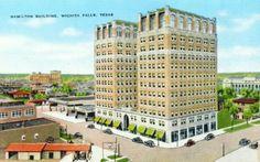 Wichita Falls, Texas (1950-1964)