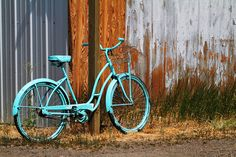 turquoise bike - Google Search https://www.facebook.com/ShineOnRainwear