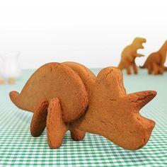 恐竜のクッキー2